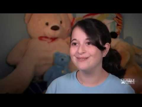 NBC Nightly News – Young Girl Turning Suffering Into a Solution for Other Sick Children