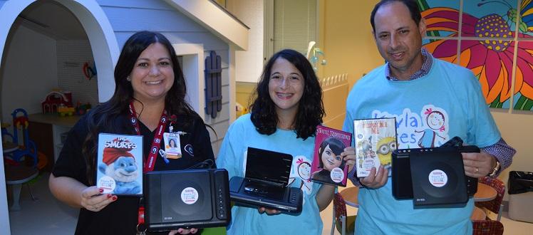 Piedmont Healthcare – Kayla Cares 4 Kids Donates to Piedmont Athens Regional's Pediatric Unit